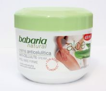 Babaria Aloe Vera Anti Cellulite Cream 400ml